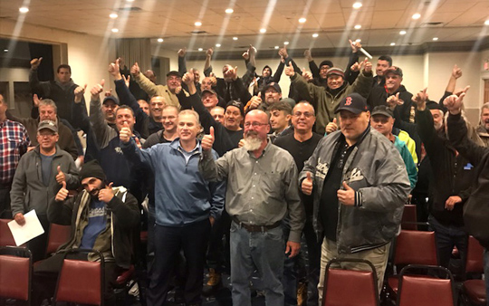Teamsters Local No  59, serving New Bedford MA, Cape Cod