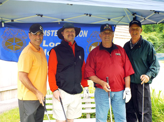 Teamsters Local No. 59 2016 Golf Tournament Photos