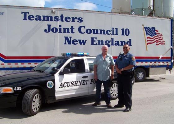 Teamsters Local 59, New Bedford, MA