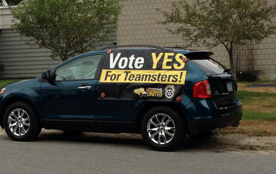 Join Teamsters Local No. 59